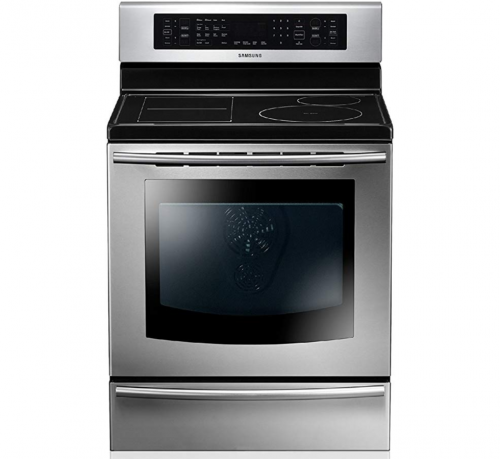 Samsung NE597N0PBSR Stainless Steel Electric Induction Range – Convection