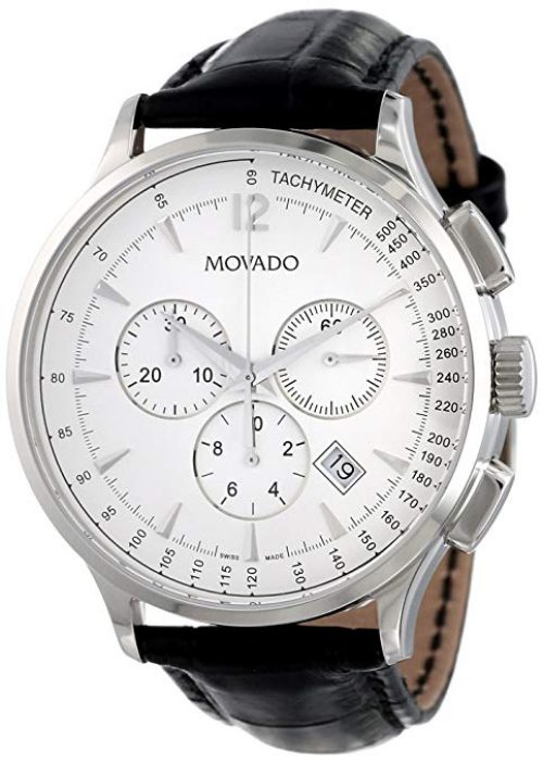 Movado Men's Circa Stainless Steel Watch