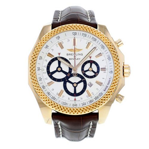 Breitling For Bentley Gold Automatic Men's Watch (18K)