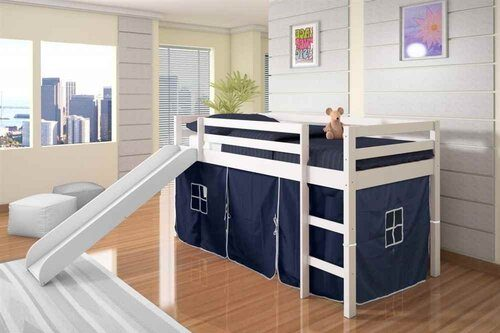 Top 10 Best Loft Bed with Slide Reviews — Making the Right Choice in 2020