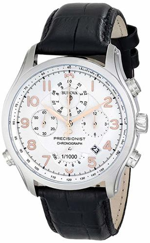Bulova Men's 96B182 Precisionist Chronograph Stainless Steel Watch