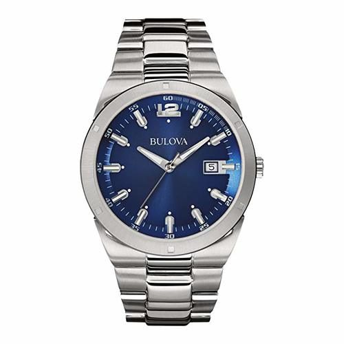 Bulova Men's 96B220 Classic Analog Display Japanese Quartz