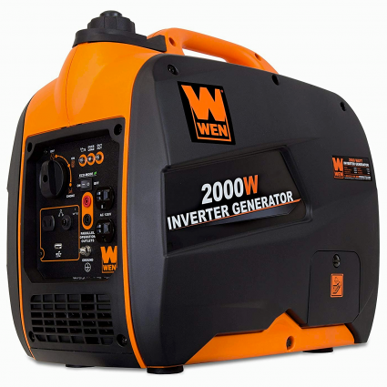 Powerful WEN 56200i Review – How Good/Bad Is This 2000 Watt Generator? (2020)