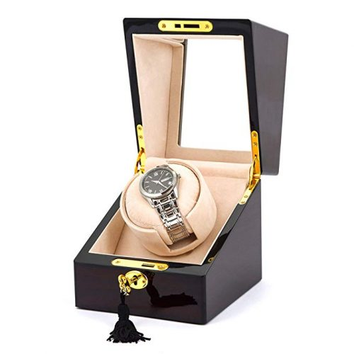 Kendal Top Quality Single Wooden Watch Winder
