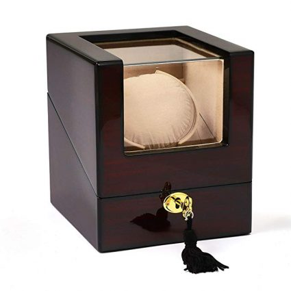 10 Fabulous Watch Winder Reviews – Picks That Look Amazing (2020)