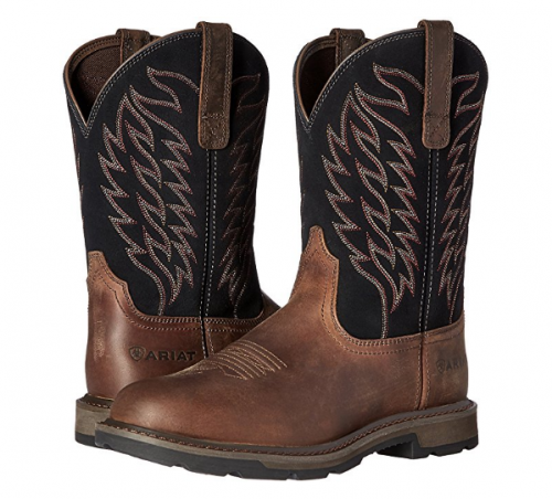Ariat Work Men's Groundbreaker Pull Work Boot