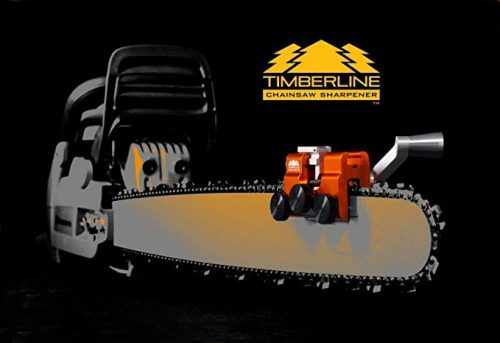 Timberline Chainsaw Sharpener with 7/32