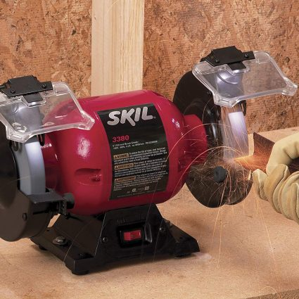 10 Useful Bench Grinder Reviews – Full Guide and Hands-On (2020)