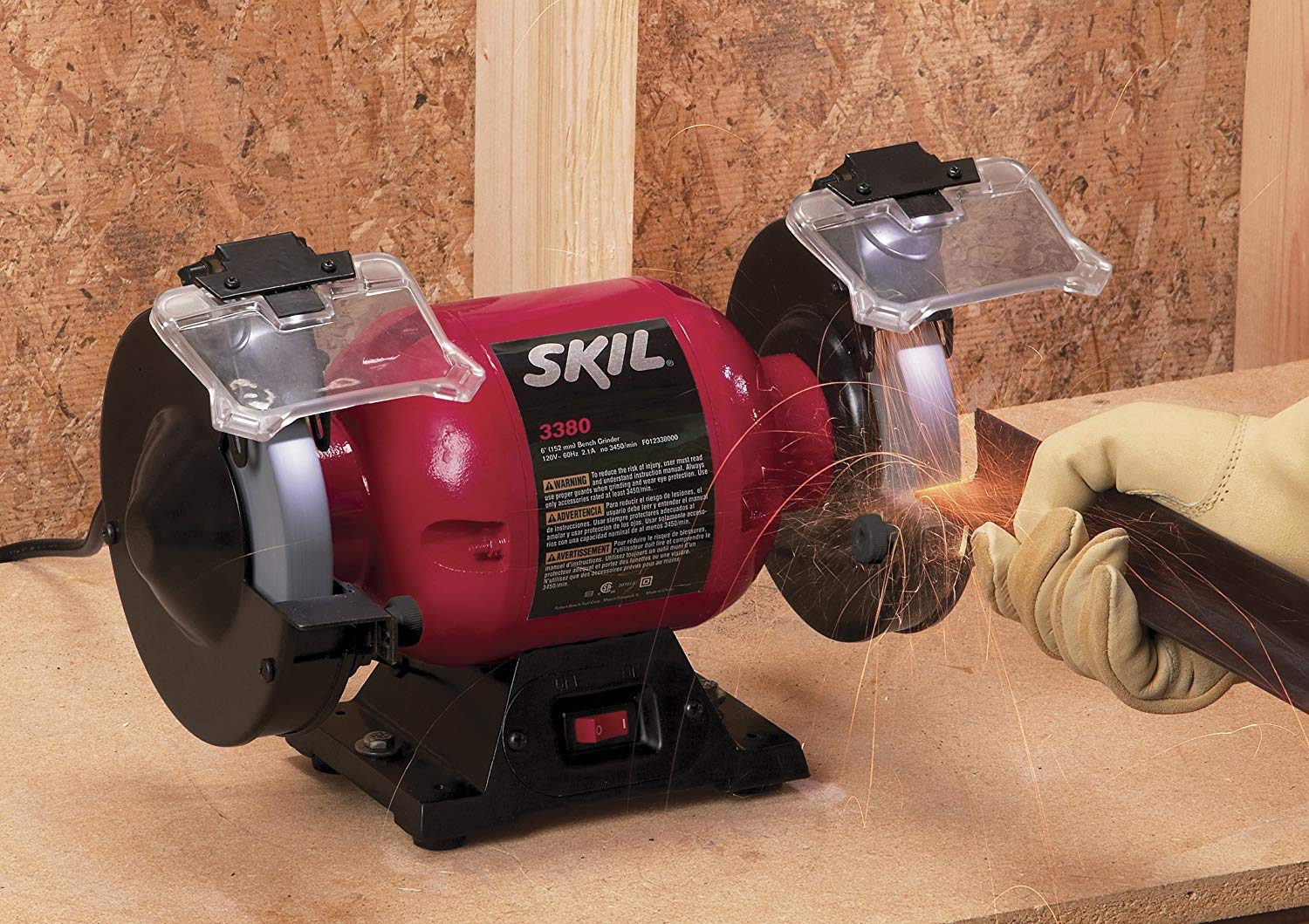 Stupendous 10 Best Bench Grinder Reviews Full Guide And Hands On 2019 Spiritservingveterans Wood Chair Design Ideas Spiritservingveteransorg