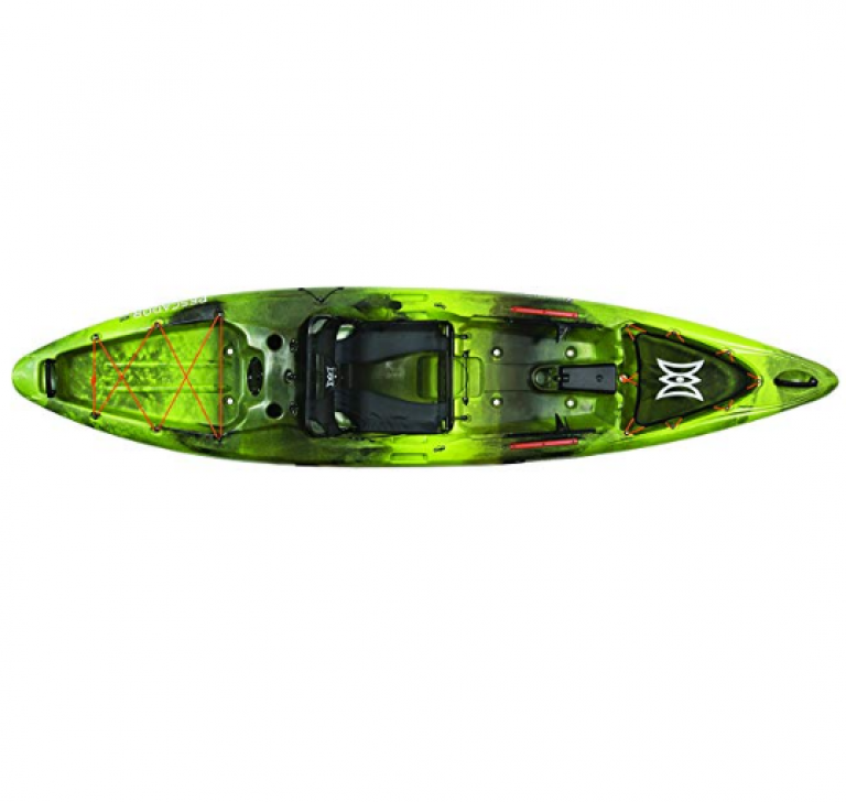 Sun Dolphin Excursion Sit-in Angler Kayak
