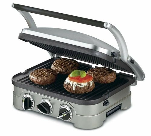 Cuisinart 5 in 1 Griddler GR-4N
