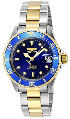 Invicta Men's 8928OB Pro Diver 23k Gold-Plated and Stainless Steel Two-Tone Automatic Watch