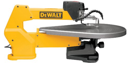 DEWALT DW788 1.3 Amp 20-Inch Variable-Speed Scroll Saw