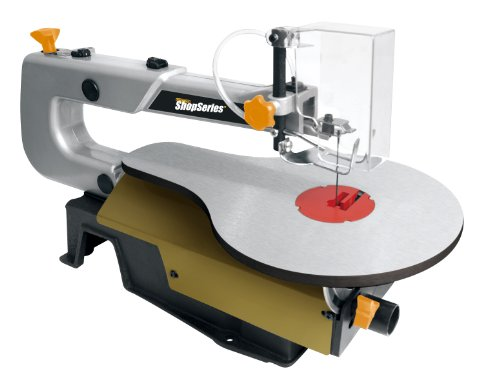 "ShopSeries RK7315 16"" Scroll Saw with Variable Speed Control"