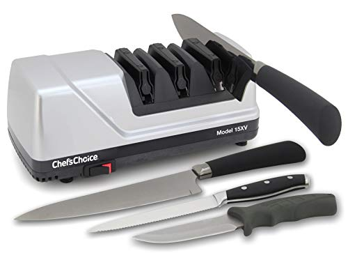Chef'sChoice 15 Trizor XV EdgeSelect Professional Electric Knife Sharpener