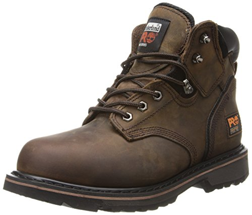 "Timberland PRO Men's 6"" Pit Boss Steel Toe"