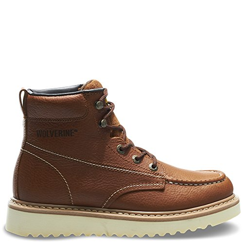 "Wolverine Men's Moc-Toe 6"" Work Boot"