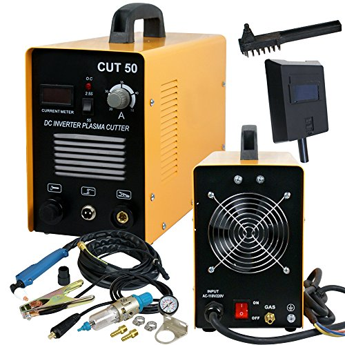 Super Deal DC Inverter Plasma Cutter Machine With Screen Display