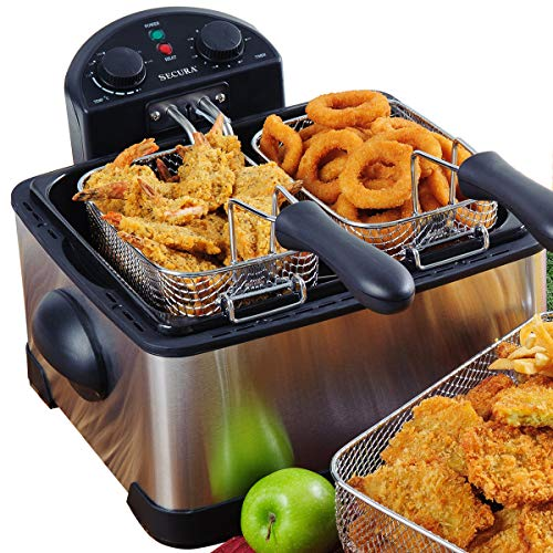 Best Deep Fryers of 2020 — Top 10 Gorgeous Reviews for Your Easy Choice