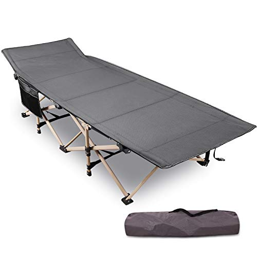 Best Camping Cots in 2020 | Comfortable & Portable