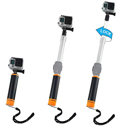 Top 10 Best GoPro Selfie Sticks & Poles Review in 2020 — Which One to Buy?