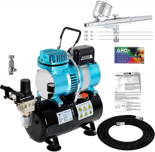 Best Airbrush in 2020   Professional In-depth Reviews