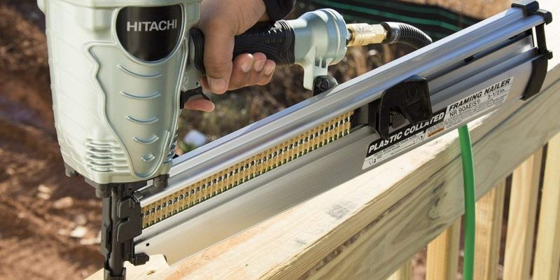 10 Powerful Framing Nailer Reviews – Top Choices of 2019