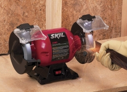 10 Useful Bench Grinder Reviews – Full Guide and Hands-On (2019)
