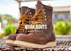 10 Durable Work Boots Reviewed – Plus Buying Guide (2020)