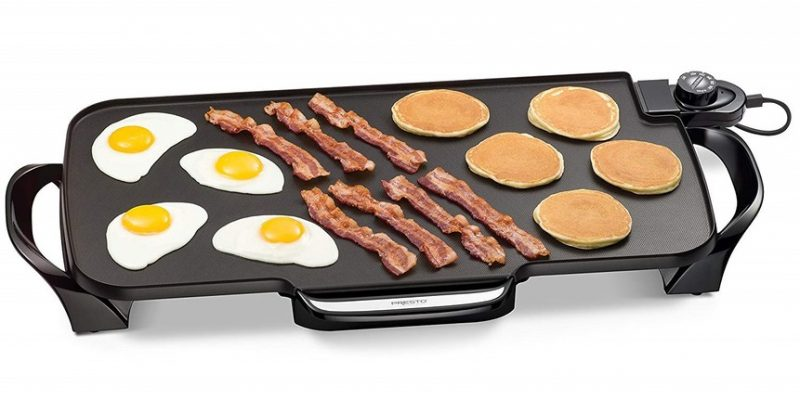 Best Electric Griddle: Top 5 Picks For 2019