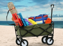 Top 10 Folding Wagons — Best Reviews for Your Easy Choice in 2020