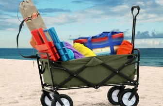 Top 10 Folding Wagons — Best Reviews for Your Easy Choice
