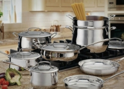 Top 3 Best Stainless Steel Cookware Reviews for 2020