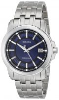 Bulova Men's 96B159 Precisionist Round Watch