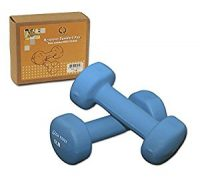 Da Vinci Pair of Neoprene Dumbbells with Non-Slip Grip, Choose Your Dumbbell...