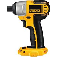 DEWALT DC825B 1/4-Inch 18-Volt Cordless Impact Driver in Retail Package