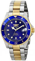 Invicta Men's 8928OB Pro Diver 23k Gold-Plated and Stainless Steel Two-Tone Automatic...