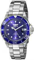 Invicta Men's 9094 Pro Diver Collection Stainless Steel Automatic Dress Watch with...