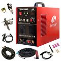 Lotos Technology 04-ZVGR-0O8D Lotos LTPDC2000D Plasma Cutter Tig Stick Welder 3 in...