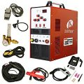 LOTOS TIG200 200A AC/DC Aluminum Tig/Stick Welder Square Wave Inverter with Pedal...