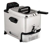 T-fal FR8000 Oil Filtration Ultimate EZ Clean Easy to clean 3.5-Liter Fry...