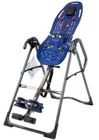 Teeter EP-560 Ltd. FDA-Cleared Inversion Table for back pain relief, 3rd-Party Safety...