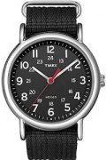 Timex Men's Weekender Analog Canvas Strap Watch
