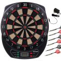 WIN.MAX Electronic Soft Tip Dartboard Set LCD Display with 6 Darts, 40...